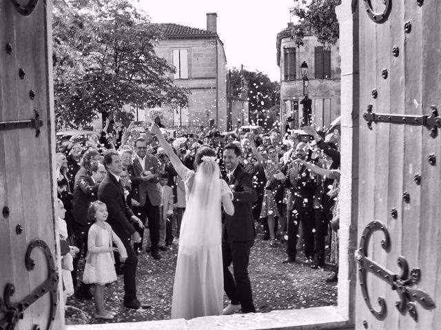 Le mariage de Pierre-Antoine et Delphine à Bégadan, Gironde 8