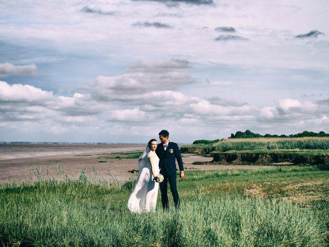 Le mariage de Pierre-Antoine et Delphine à Bégadan, Gironde 10