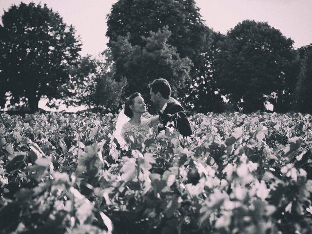 Le mariage de Pierre-Antoine et Delphine à Bégadan, Gironde 13