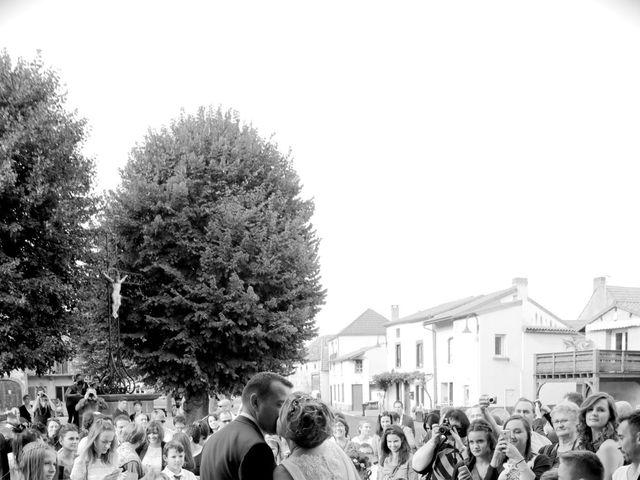Le mariage de Alexis et Nathalie à Sayat, Puy-de-Dôme 8