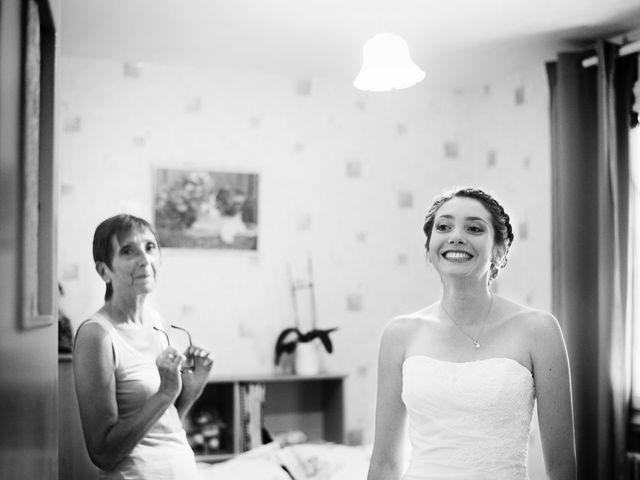 Le mariage de Kévin et Justine à Saint-Clair, Ardèche 5