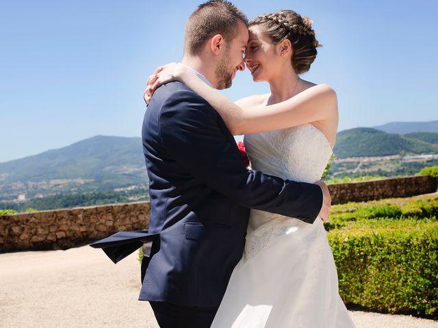 Le mariage de Justine et Kévin