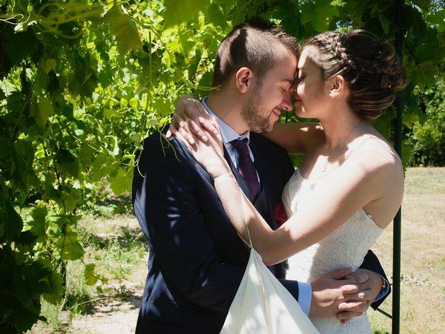 Le mariage de Kévin et Justine à Saint-Clair, Ardèche 6