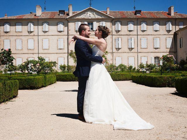 Le mariage de Kévin et Justine à Saint-Clair, Ardèche 17