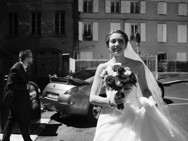 Le mariage de Kévin et Justine à Saint-Clair, Ardèche 18