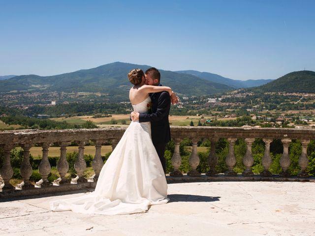 Le mariage de Kévin et Justine à Saint-Clair, Ardèche 20