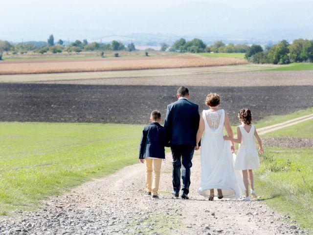 Le mariage de Alexis et Nathalie à Sayat, Puy-de-Dôme 1