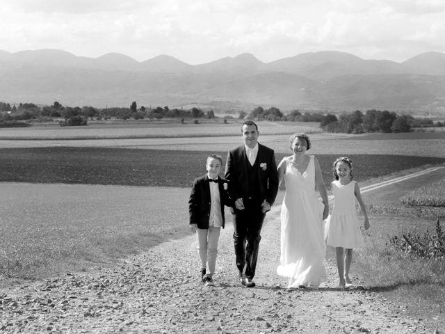 Le mariage de Alexis et Nathalie à Sayat, Puy-de-Dôme 16