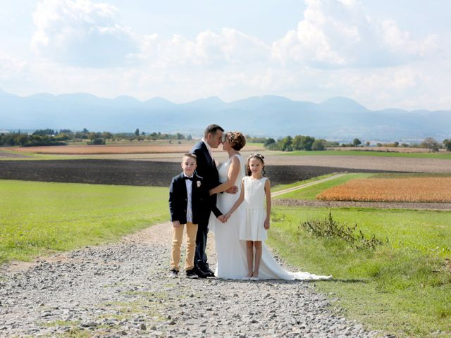 Le mariage de Alexis et Nathalie à Sayat, Puy-de-Dôme 17