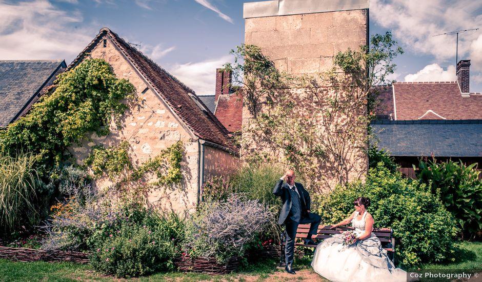 Le mariage de Vincent et Annabelle à Glaignes, Oise