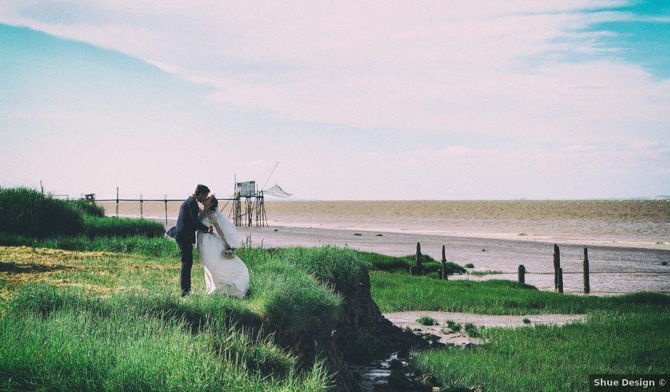 Le mariage de Pierre-Antoine et Delphine à Bégadan, Gironde
