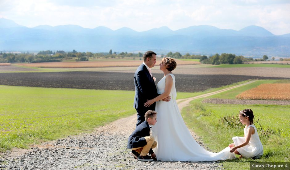 Le mariage de Alexis et Nathalie à Sayat, Puy-de-Dôme