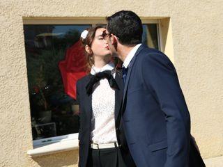 Le mariage de Sophie et Thibaut