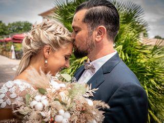 Le mariage de Christelle et Frederique