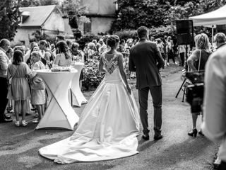 Le mariage de Nena et Olivier