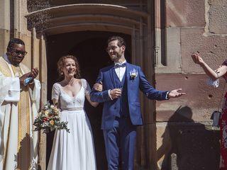 Le mariage de Claire et Christian