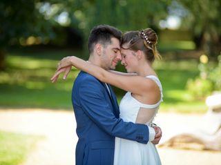 Le mariage de Marjorie et Clément