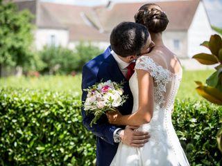 Le mariage de Nathalie et Louie