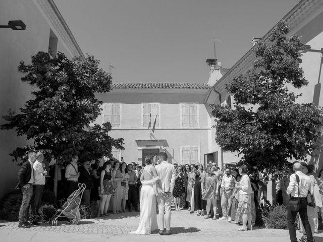 Le mariage de Matthias et Marie à Avignon, Vaucluse 25