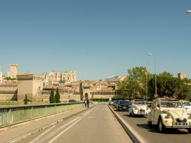 Le mariage de Matthias et Marie à Avignon, Vaucluse 30