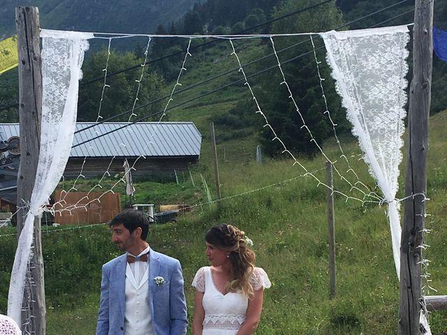 Le mariage de Hugo  et Maelle à Bellentre, Savoie 3