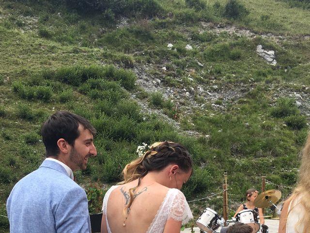 Le mariage de Hugo  et Maelle à Bellentre, Savoie 4