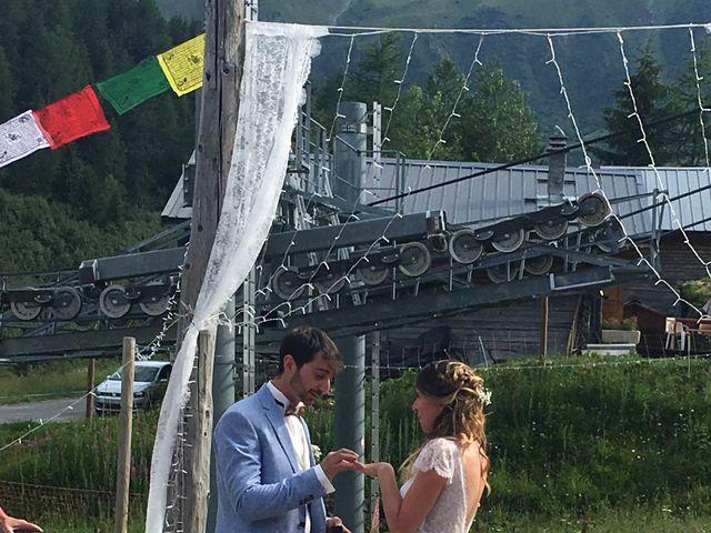 Le mariage de Hugo  et Maelle à Bellentre, Savoie 5