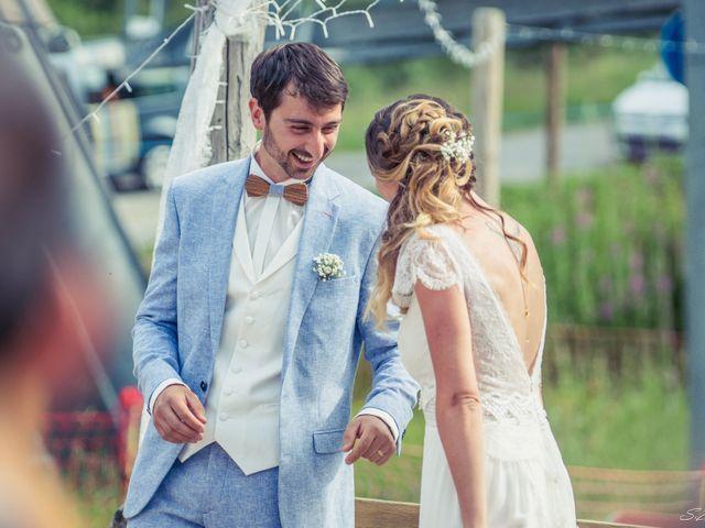 Le mariage de Hugo  et Maelle à Bellentre, Savoie 1