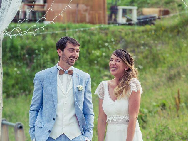 Le mariage de Hugo  et Maelle à Bellentre, Savoie 7