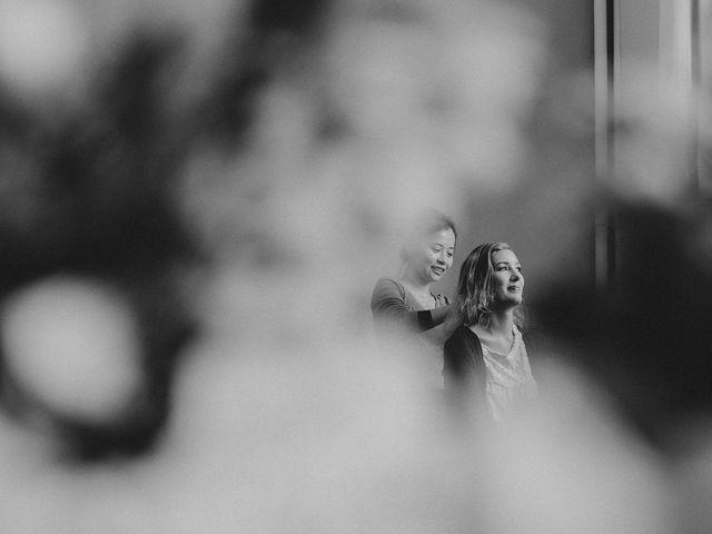 Le mariage de Shafinuz et Justine à Paris, Paris 3