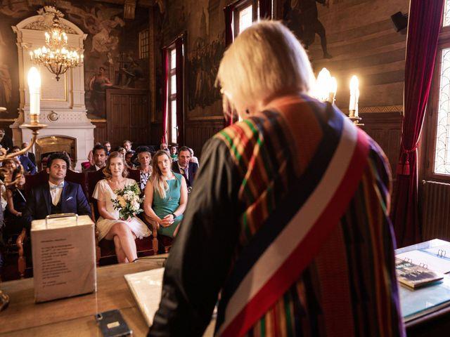 Le mariage de Shafinuz et Justine à Paris, Paris 10