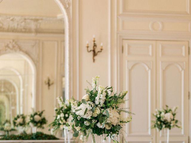 Le mariage de Shafinuz et Justine à Paris, Paris 16