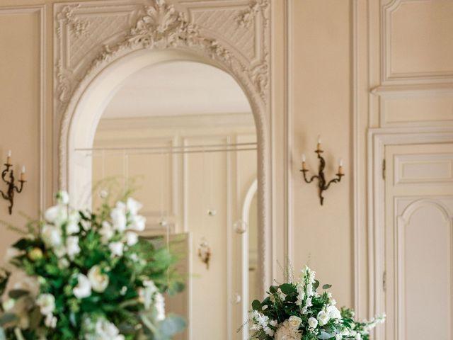Le mariage de Shafinuz et Justine à Paris, Paris 17