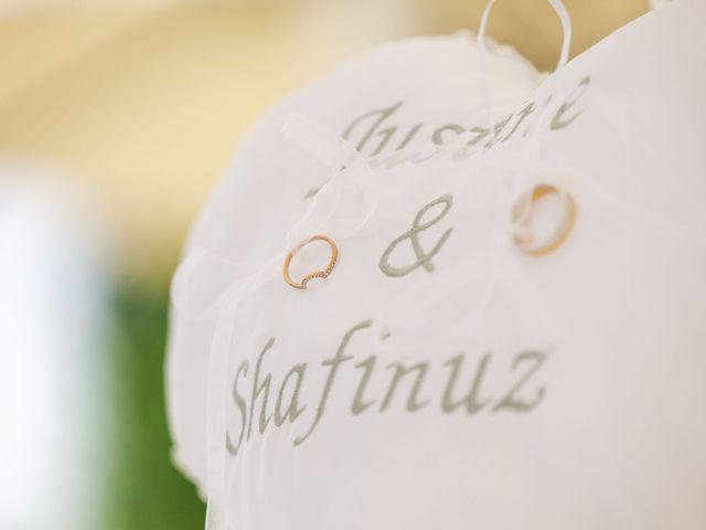 Le mariage de Shafinuz et Justine à Paris, Paris 30