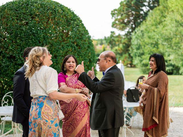 Le mariage de Shafinuz et Justine à Paris, Paris 31
