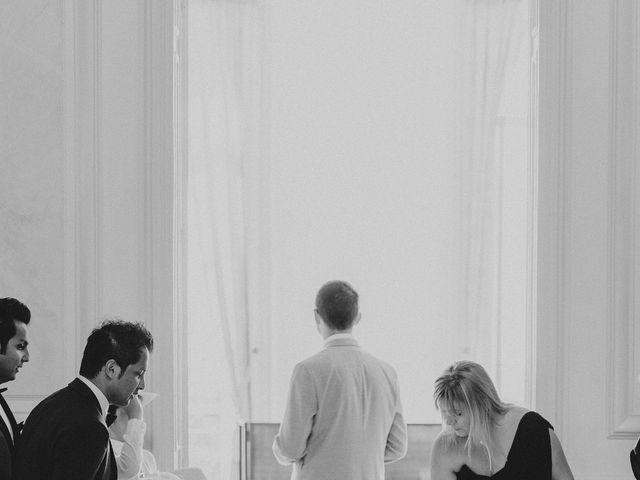 Le mariage de Shafinuz et Justine à Paris, Paris 34