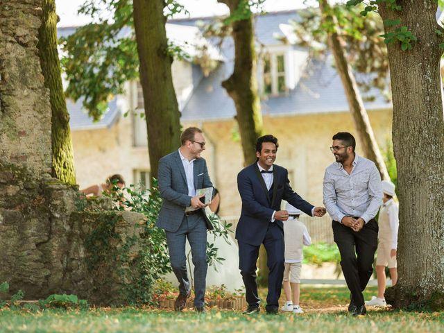 Le mariage de Shafinuz et Justine à Paris, Paris 37