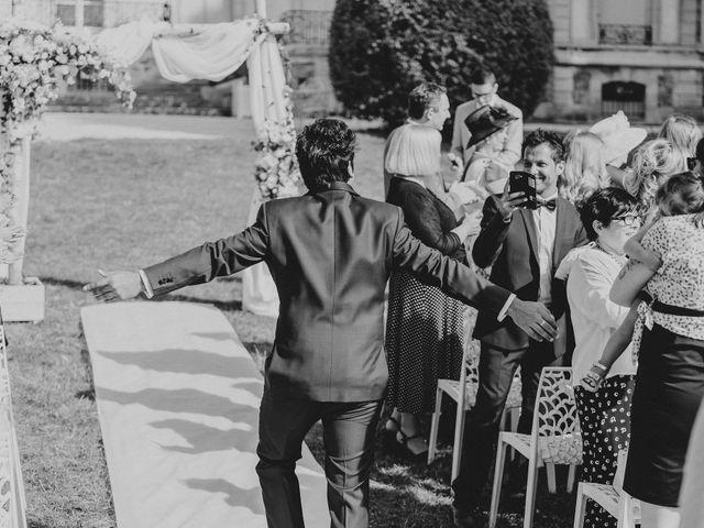 Le mariage de Shafinuz et Justine à Paris, Paris 39