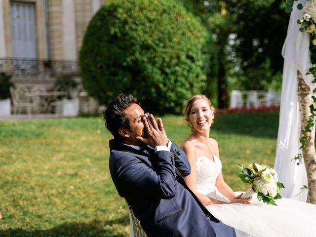 Le mariage de Shafinuz et Justine à Paris, Paris 47