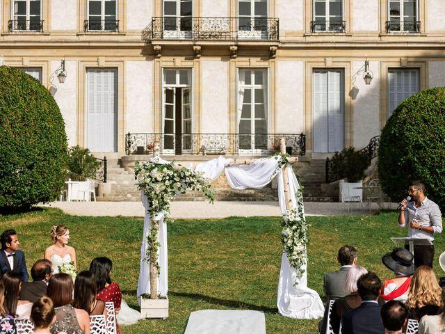 Le mariage de Shafinuz et Justine à Paris, Paris 48