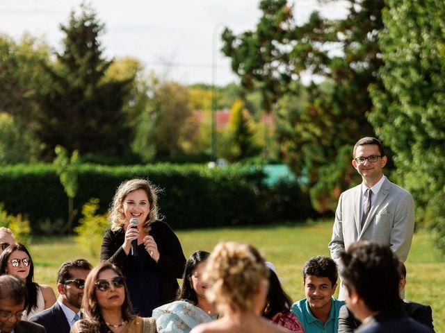 Le mariage de Shafinuz et Justine à Paris, Paris 49