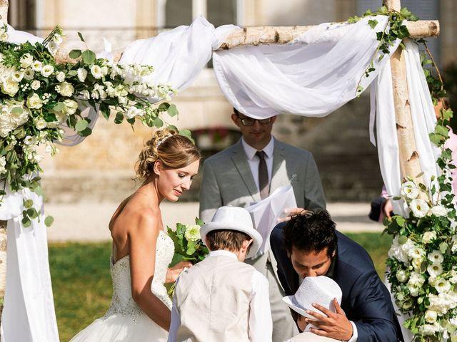Le mariage de Shafinuz et Justine à Paris, Paris 51
