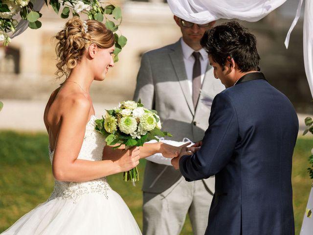 Le mariage de Shafinuz et Justine à Paris, Paris 52