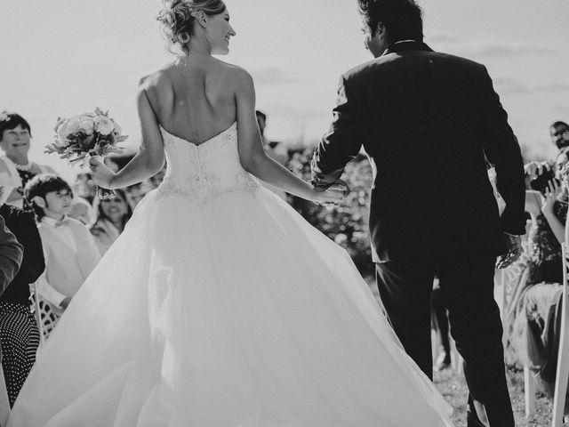 Le mariage de Shafinuz et Justine à Paris, Paris 54