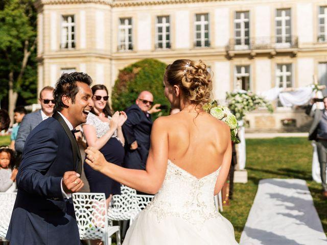 Le mariage de Shafinuz et Justine à Paris, Paris 55