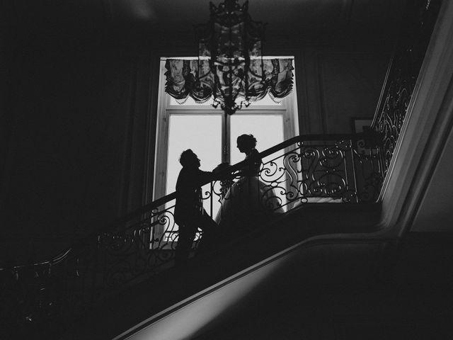 Le mariage de Shafinuz et Justine à Paris, Paris 2
