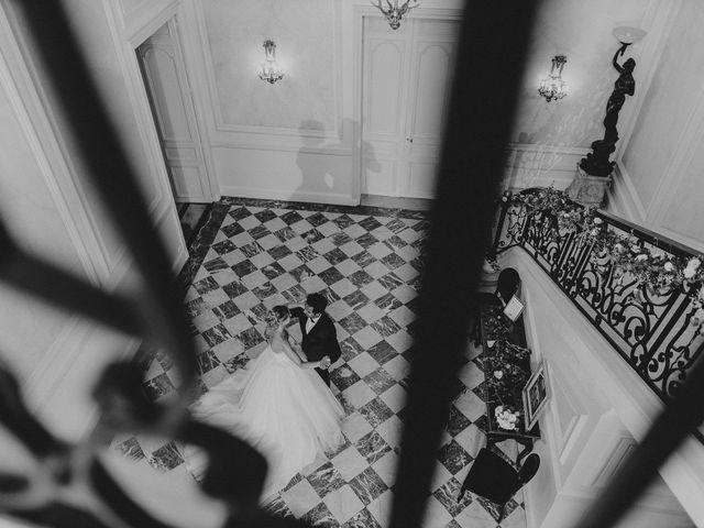 Le mariage de Shafinuz et Justine à Paris, Paris 20