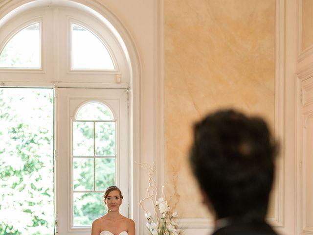 Le mariage de Shafinuz et Justine à Paris, Paris 21