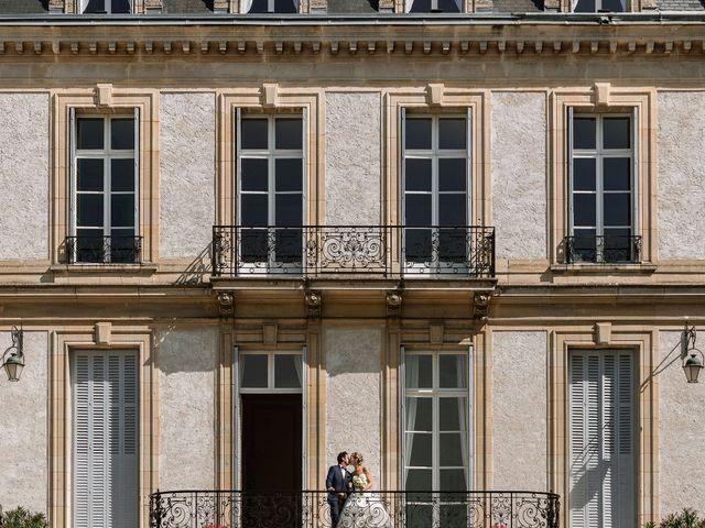 Le mariage de Shafinuz et Justine à Paris, Paris 64