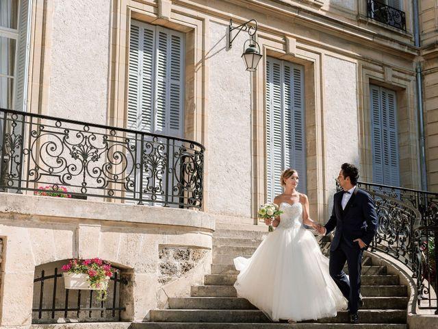 Le mariage de Shafinuz et Justine à Paris, Paris 65